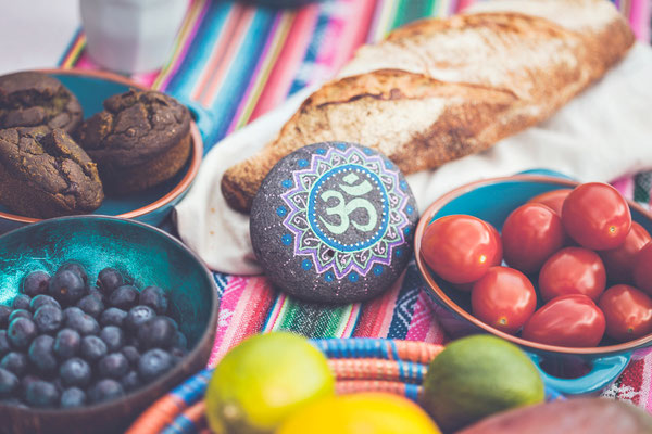 healthy vegan food to nourish your body, mind and soul