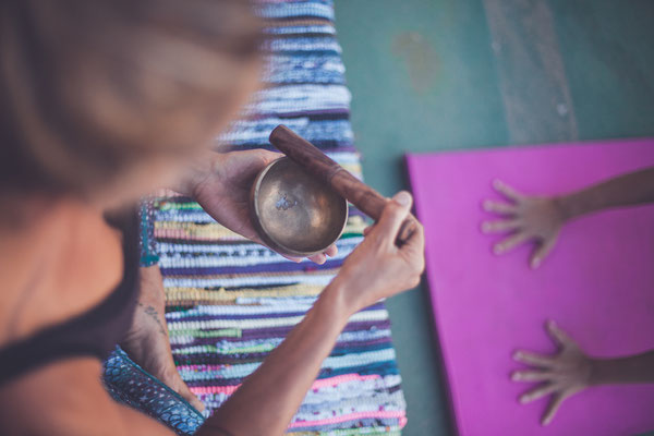 yin yoga as a meditative practice to slow down and heal