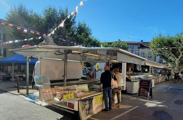 Marché de Roquemaure