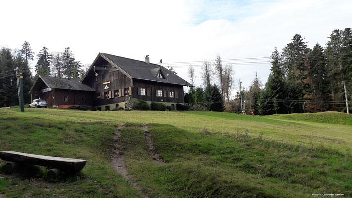 Skihütte auf dem Sommerberg Bad Wildbad