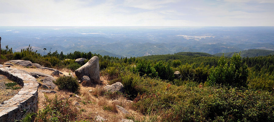 Sierra de Monchique - Foja / Algarve