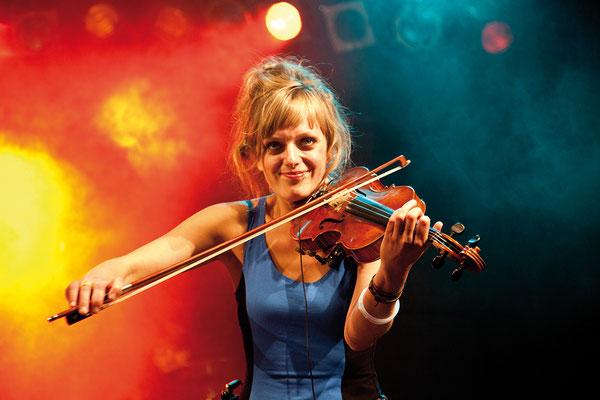 Konzert mit Evelyn Kryger - Hildesheimer Wallungen 2013. Foto: Andreas Hartmann