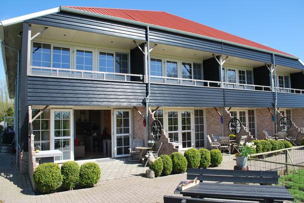 Vakantie-appartement Zeeland