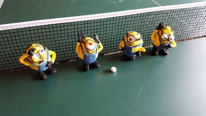 Sportieve Minions