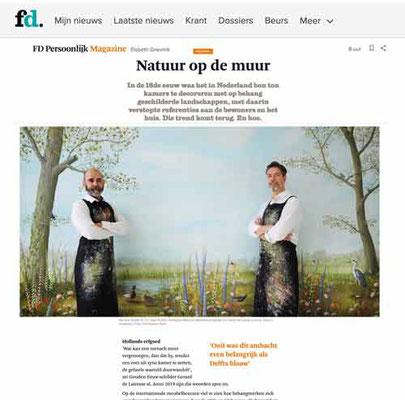 FD Persoonlijk magazine okt 19