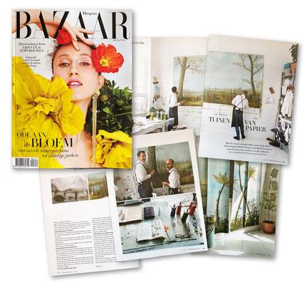 Harpers Bazaar jul 2019
