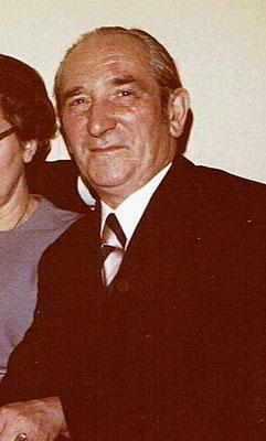 und zwei Jahre vor seinem Tod im Jahr 1972
