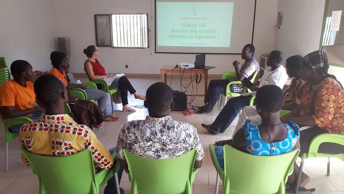 Im November konnten wir die Zusammenarbeit mit RAVI starten und sieben Kandidaten zur Ausbildung schicken.