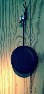 Play A1 black Lautsprecher