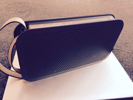 A2 Lautsprecher grey