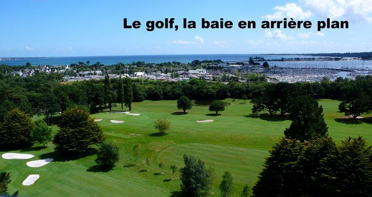 Golf de Cornouaille (photo Ronan Quéméré)