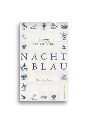 NACHTBLAU // HarperCollins // Entwurf // Auftraggeber: Hafen Werbeagentur