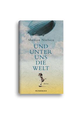 UND UNTER UNS DIE WELT // Wunderlich //  ET: September 2016 // Auftraggeber: Hafen Werbeagentur
