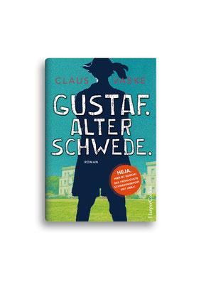 GUSTF. ALTER SCHWEDE // HarperCollins // Entwurf // Auftraggeber: Hafen Werbeagentur