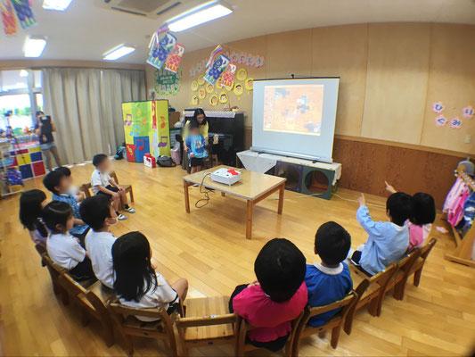 幼稚園,ICTタイム,ICT活用,保育とICT,幼児教育とICT,H29年度,NEL