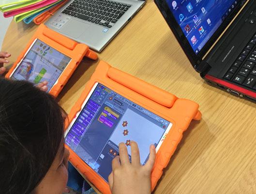 ICTスクールNLE,プログラミング