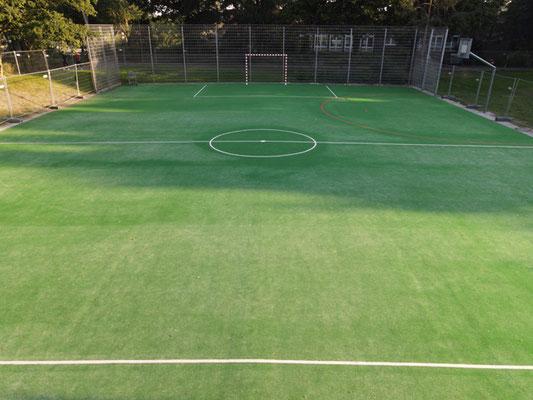 Teppichvliesbelag für Multisport