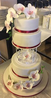 Hochzeitstorten Modellierkurse Fur Motivtorten Und Blutenkunst