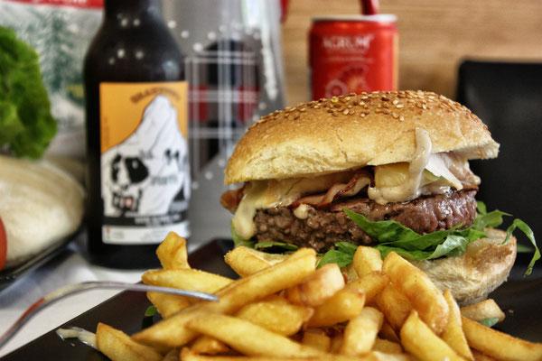 Les meilleurs burgers de Thônes
