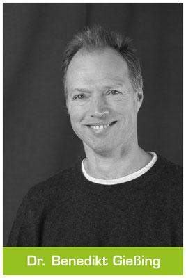 Dr. Benedikt Gießing