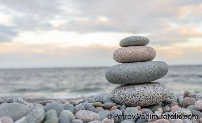 Entspannung, Entschleunigung und Achtsamkeit