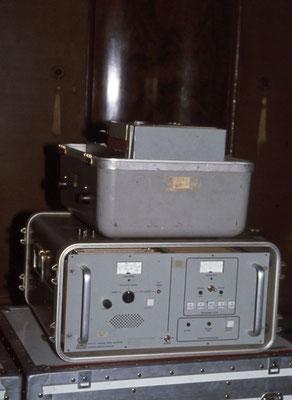 CMA 222 mit Lochstreifenstanzer