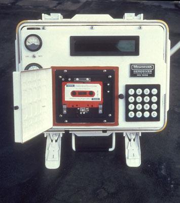 Magnavox Geoceiver MX 1502