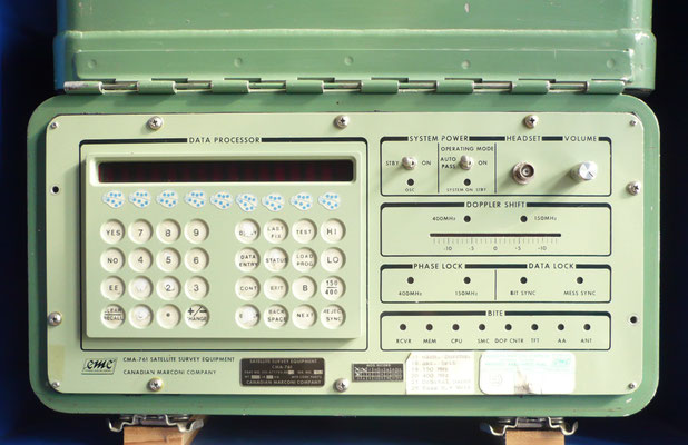 Canadian Marconi CMA 761
