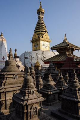Stupa von Swyambhunath