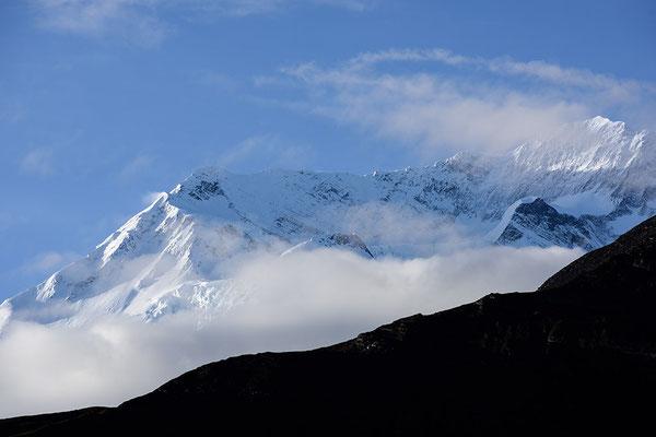 Annapurna II im Morgenlicht