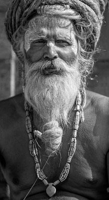 Saadhu in Pashupatinath