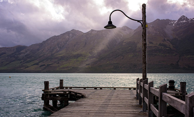 Steg in Glenorchy