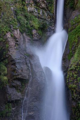 Wasserfall bei Jagat