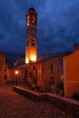 Kirche in Corte, Korsika