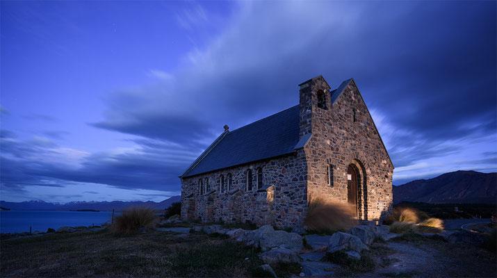 Kirche Tekapo