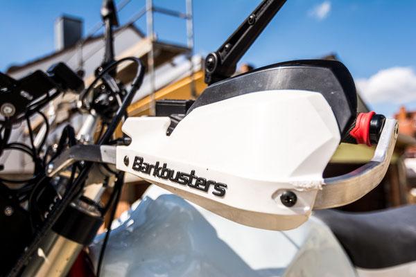 Barkbuster Handprotektor