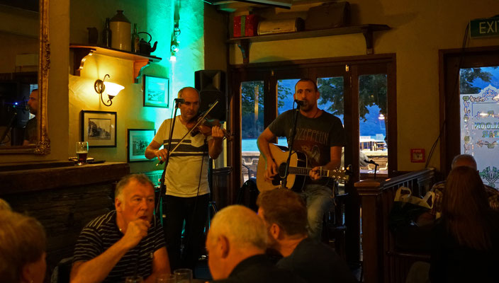 top irische Live Musik im irish Pub