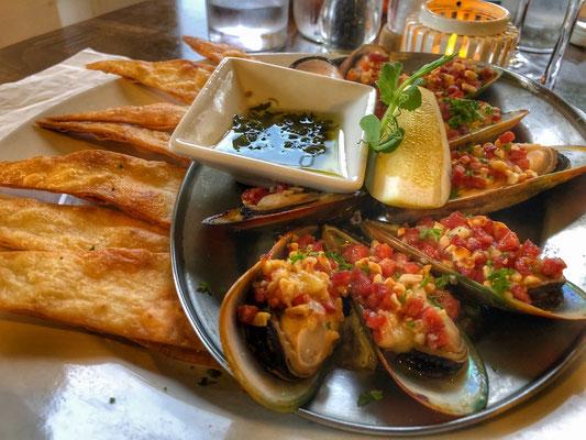 Seafood im Squids
