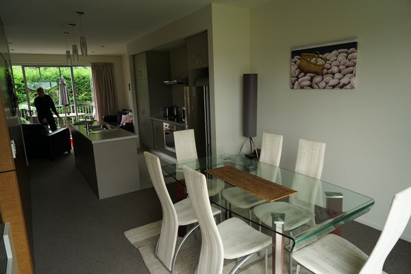 Apartment auf 3 Etagen in Whitianga