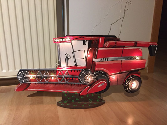 Claas Mähdrescher Lampe