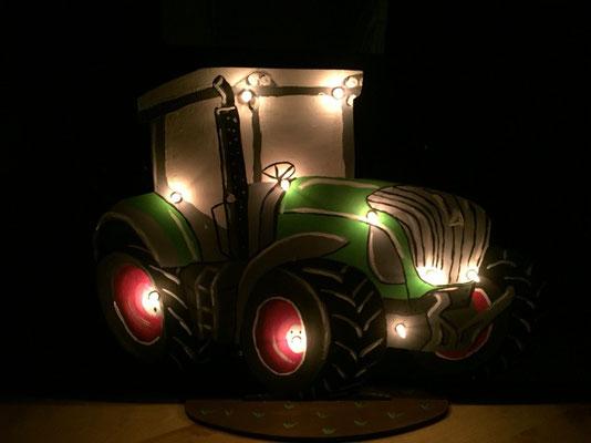 Traktor Lampe Fendti
