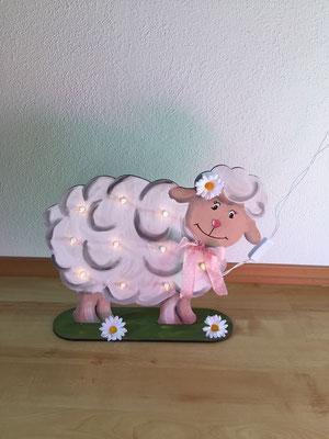 Schaf Lampe