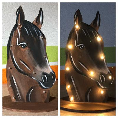 Schlummerlicht Pferd 3