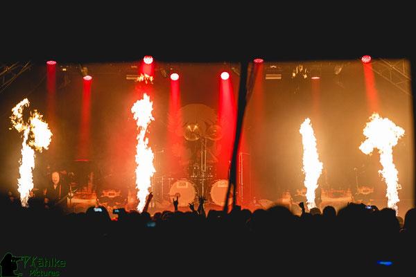 Venom || Lucifer Rising Festival || 30.12.2019 || TonHalle München