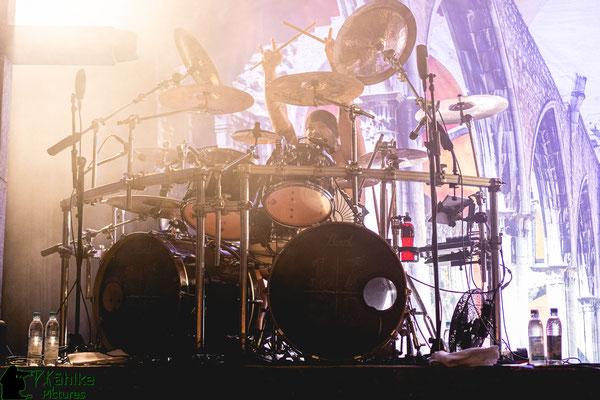 Moonspell || 15.12.2019 || Backstage München