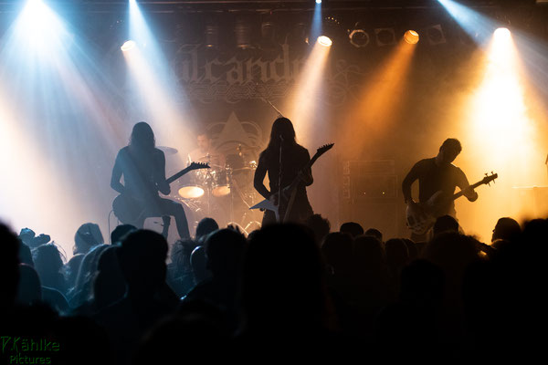 Thulcandra | Dark Easter Metal Meeting 2019 | Backstage München
