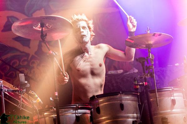 Combichrist || 07.08.2019 || Backstage München