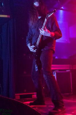 Shining    Dark Easter Metal Meeting    31.03.2018    Backstage München