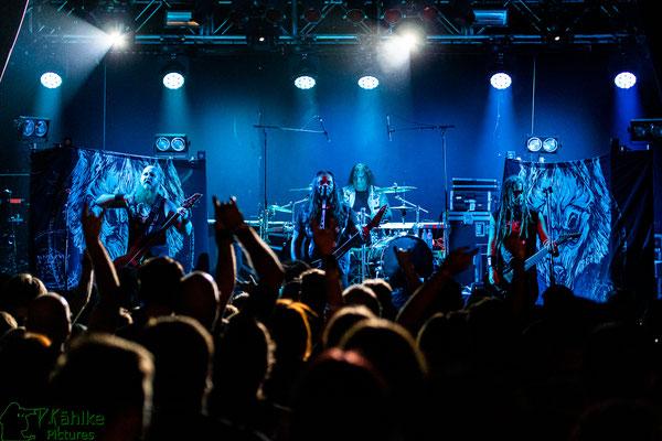 Ektomorf || 12.10.2019 || Backstage München