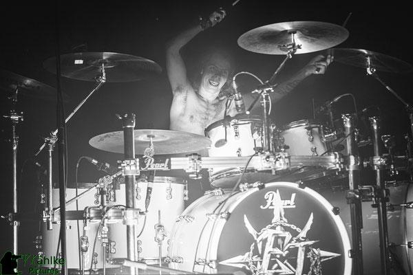 Evil Invaders | 12.03.2020 | Backstage München